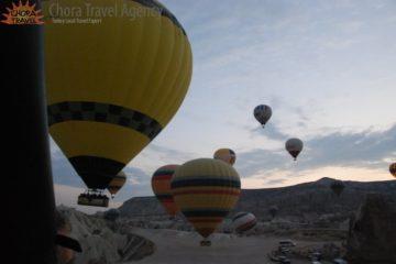 5 días Vacaciones en Turquía