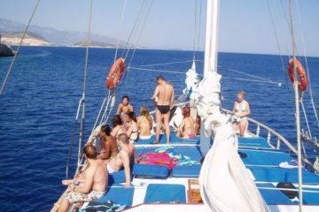 Boat Cruise Turkey