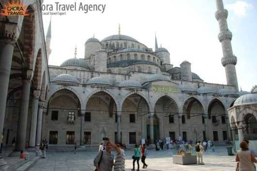 ISTANBUL AND DAILY TOURS